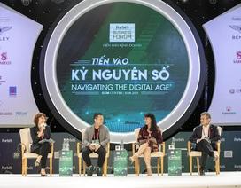 Kỷ nguyên số hoá: Nhân tài công nghệ càng được coi trọng