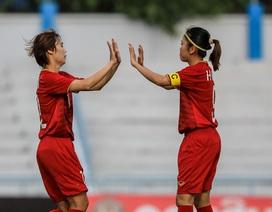 Đội tuyển nữ Việt Nam thắng đậm Indonesia tại giải Đông Nam Á