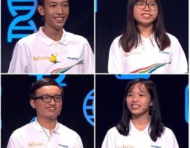 """Cả 4 thí sinh không vượt qua được """"chướng ngại vật"""" cuộc thi Tuần Olympia áp chót mùa 19"""