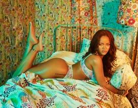 Rihanna bốc lửa trong bộ ảnh mới