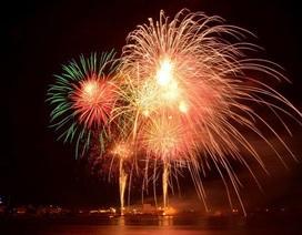 TPHCM bắn pháo hoa nghệ thuật 3 nơi mừng Quốc khánh