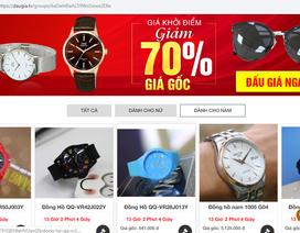 Daugia.tv- rinh về tay đồng hồ, kính mắt ưu đãi đến 50% tại Đăng Quang