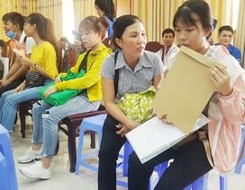 Tất bật đón tiếp hàng ngàn tân sinh viên nhập học