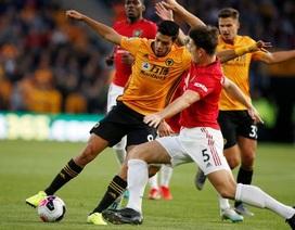 Những khoảnh khắc thất vọng của Man Utd trên sân Wolves
