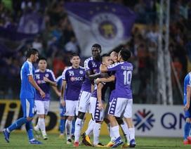 Văn Quyết lập cú đúp, CLB Hà Nội vào chung kết liên khu vực AFC Cup 2019