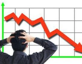 """Một cổ phiếu tăng sốc 2.250% rồi """"đổ đèo"""": Nhà đầu tư """"tháo chạy"""" không kịp"""