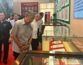 """Cần Thơ: Triển lãm ảnh """"50 năm thực hiện Di chúc của Chủ tịch Hồ Chí Minh"""""""