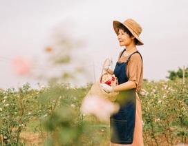 Nữ giám đốc đam mê hoa hồng, sở hữu trang trại hoa hồng đẹp như cổ tích hơn 30.000m2