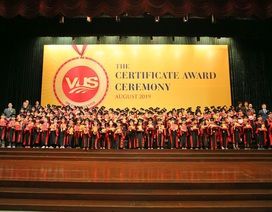 Thêm 2.096 học viên VUS nhận chứng chỉ Anh ngữ quốc tế