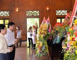 Trang trọng lễ tưởng niệm 50 năm ngày mất Chủ tịch Hồ Chí Minh
