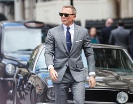 """James Bond, """"Không thời gian chết"""", và những điều ít biết"""