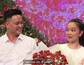 Cô gái gây tranh cãi khi đòi hỏi bạn trai tài trợ du lịch Âu Mỹ trong show hẹn hò