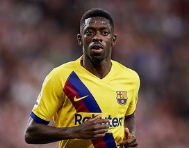 Nhật ký chuyển nhượng ngày 21/8: Dembele không rời Barcelona như Coutinho