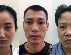 """Từ tin nhắn facebook, Công an Hà Nội triệt phá đường dây """"đẻ thuê"""""""
