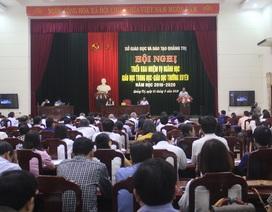 Quảng Trị: Đổi mới phương pháp dạy học, phát triển năng lực học sinh