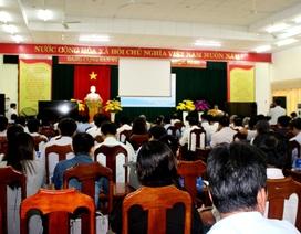 Quảng Nam dẫn đầu các cuộc thi học sinh giỏi quốc gia khu vực Nam Trung Bộ và Tây Nguyên