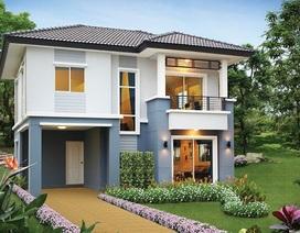 Những mẫu nhà 2 tầng mái thái kiểu mới đẹp ngẩn ngơ