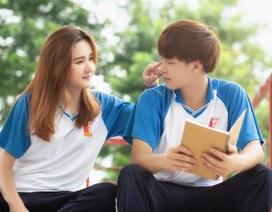 Xao xuyến với bộ ảnh đôi bạn thân khác giới ở Hà Nội