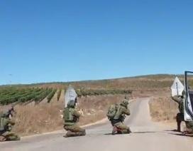 Quân nhân Israel nổ súng vào máy bay dân sự vì nhầm là máy bay Syria