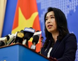 Bộ Ngoại giao nói về thông tin khởi kiện Trung Quốc ra tòa án quốc tế
