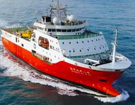 Tàu Trung Quốc đang cản phá hoạt động chấp pháp của Cảnh sát biển Việt Nam