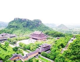 Xã bị nợ hàng tỷ đồng tiền thu hồi đất xây khu chùa Bái Đính
