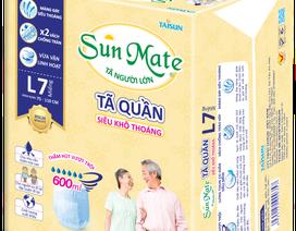 Giải pháp chăm sóc người thân tối ưu với tã quần SunMate
