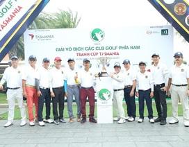 Kết thúc giải vô địch các câu lạc bộ Golf phía Nam 2019