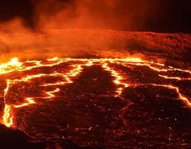 Phát hiện nhiều núi lửa có từ thời kỳ khủng long bị chôn vùi
