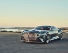 Bentley EXP 100 GT Concept - Như một giấc mơ