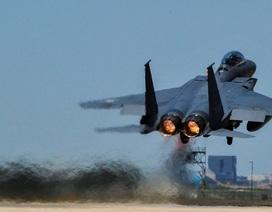 Triều Tiên bị nghi diễn tập ném bom máy bay chiến đấu Hàn Quốc