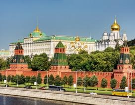 """Điện Kremlin - """"trái tim của thủ đô Moscow"""""""