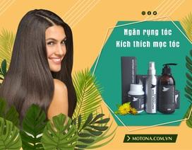 Motona – Tóc mọc trở lại chỉ sau 1 tháng nhờ triết xuất từ các thảo dược thiên nhiên