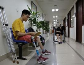 Tái phát 40 lần chảy máu mỗi năm, bệnh nhân ao ước được điều trị tại nhà