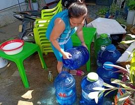Đà Nẵng đề nghị người dân tiết kiệm nước sạch