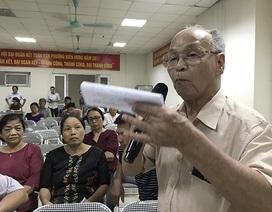 """Cư dân chung cư Mường Thanh: """"Sổ đỏ của chúng tôi còn giá trị không hay chỉ là tờ giấy lộn?"""""""