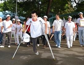 Người khuyết tật gặp khó trong việc tiếp cận chân giả, tay giả...