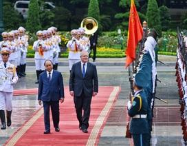 Thủ tướng Nguyễn Xuân Phúc đón người đồng cấp Australia lần đầu thăm chính thức Việt Nam