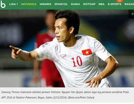 Báo châu Á bất ngờ với danh sách triệu tập của đội tuyển Việt Nam