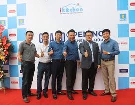 Hệ thống siêu thị bếp iKitchen ký kết hợp tác chiến lược với thương hiệu Bếp Spelier của Đức