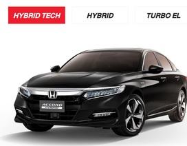 Honda sẽ đưa Accord ra mắt tại triển lãm Vietnam Motor show 2019