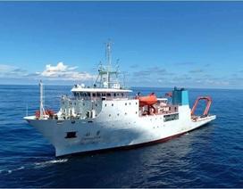 Tàu khảo sát Trung Quốc đi vào vùng biển Philippines bất chấp lệnh cấm