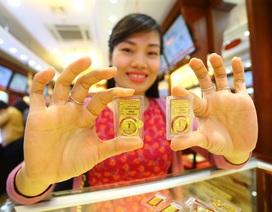 Giá vàng bất ngờ giảm mạnh 400.000 đồng mỗi lượng