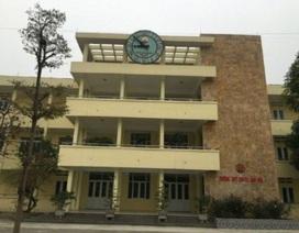 Kỷ luật hiệu trưởng trường THPT chuyên Lam Sơn