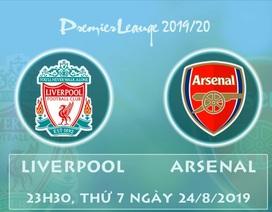 Liverpool - Arsenal: Sống mái để lấy vị thế