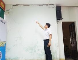 Thành Đoàn Huế kêu cứu vì trụ sở bất ngờ nứt toác, nguy cơ đổ sập!