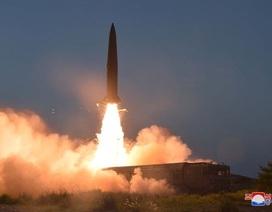 Triều Tiên phóng vật thể bay lần thứ 7 trong 1 tháng