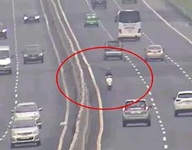 Chạy xe máy ngược chiều trên cao tốc: Bị xử lý hình sự khi nào?