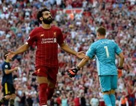 Liverpool 3-1 Arsenal: Cú đúp của Salah