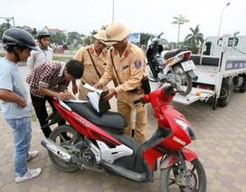 Những trường hợp không được đặt tiền bảo lãnh cho xe vi phạm